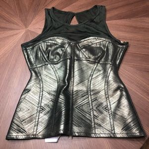 Herve Leger Top. Size M. New with tags.